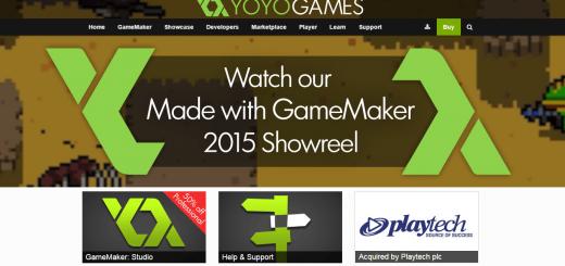 Web de YoYoGames