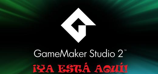 game maker studio 2 esta aqui