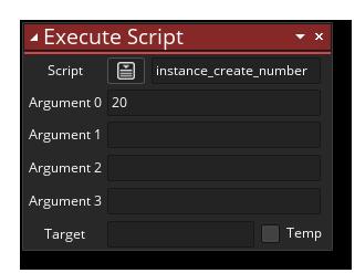 example call script gms 2