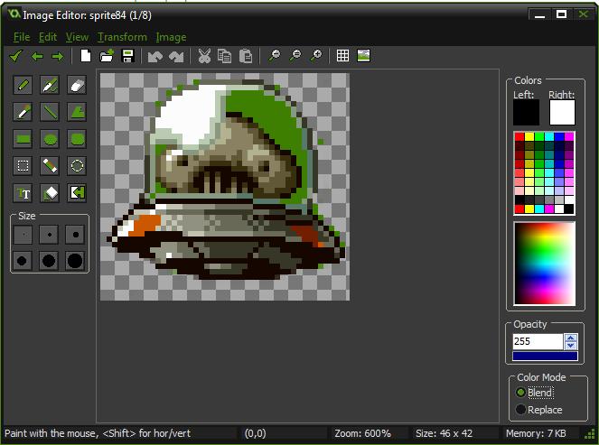 Imágenes En Png Para Editar: Editar Imágenes Del Sprite En Game Maker Studio