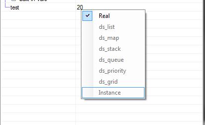 data type debug game maker