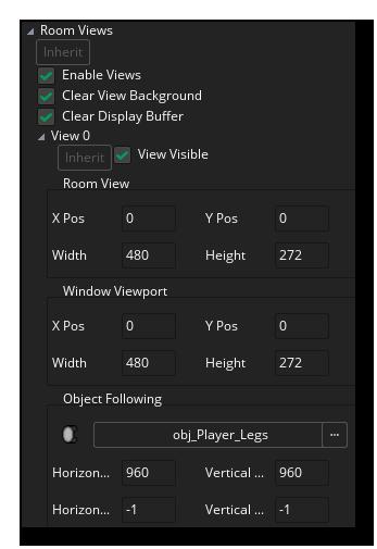 room views editor gms 2